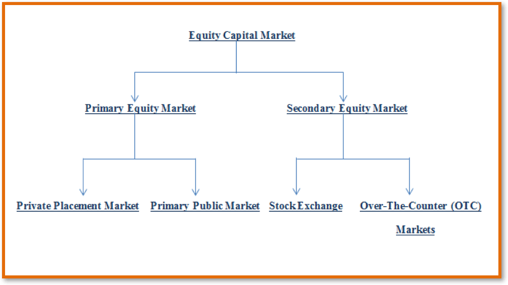 structure of equity capital market