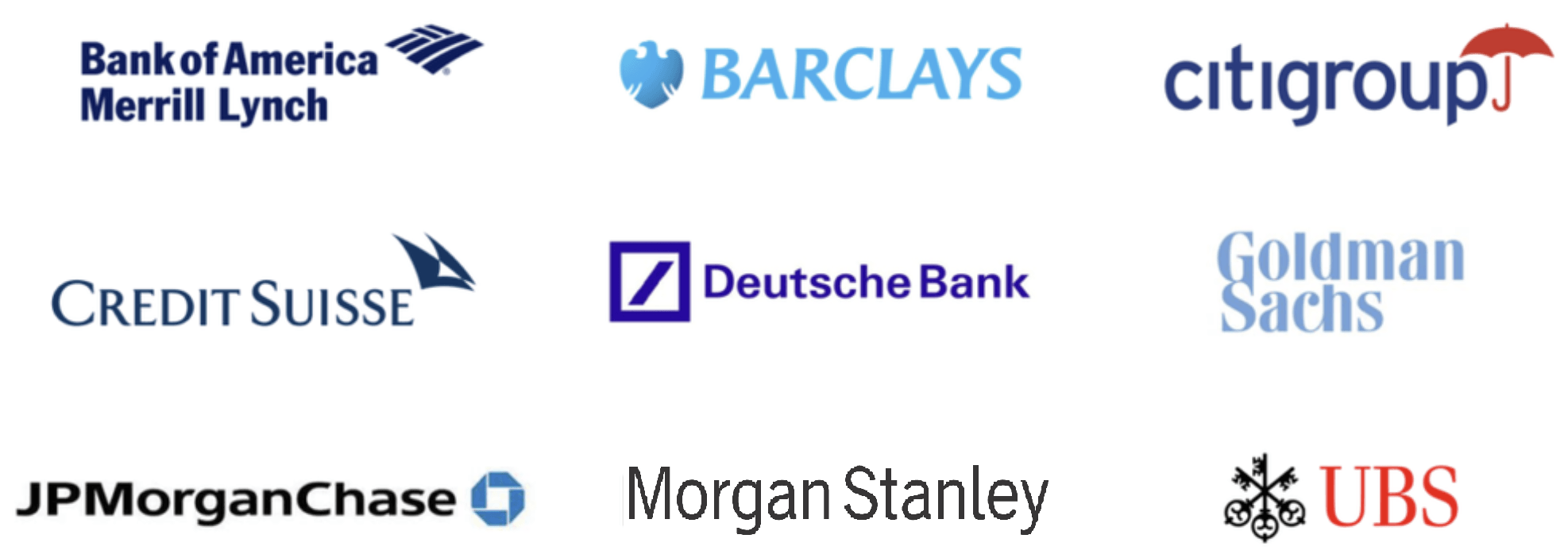 Bulge Bracket Investment Banks List Of Top Global Banks