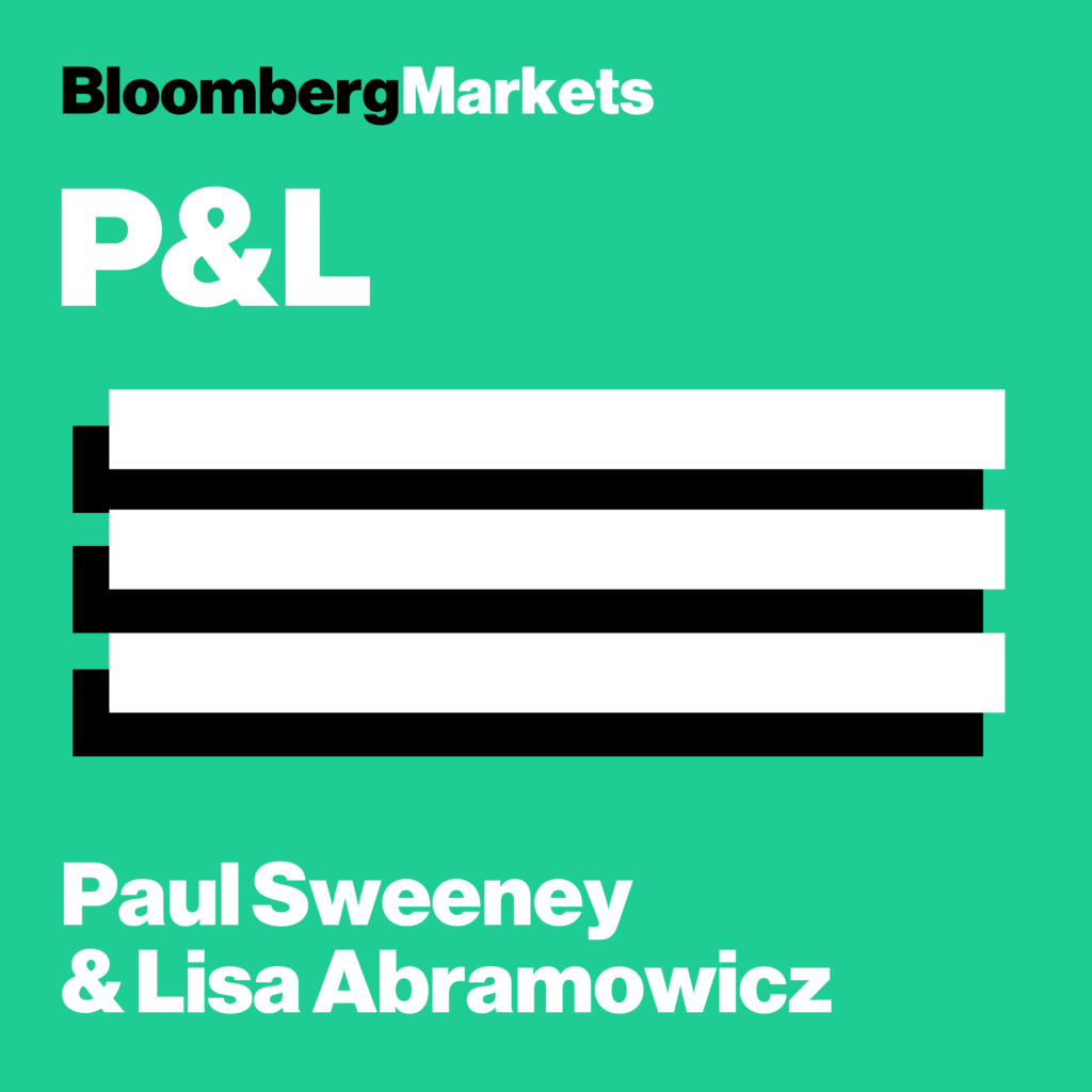 Finance Podcasts - Bloomberg P&L podcast