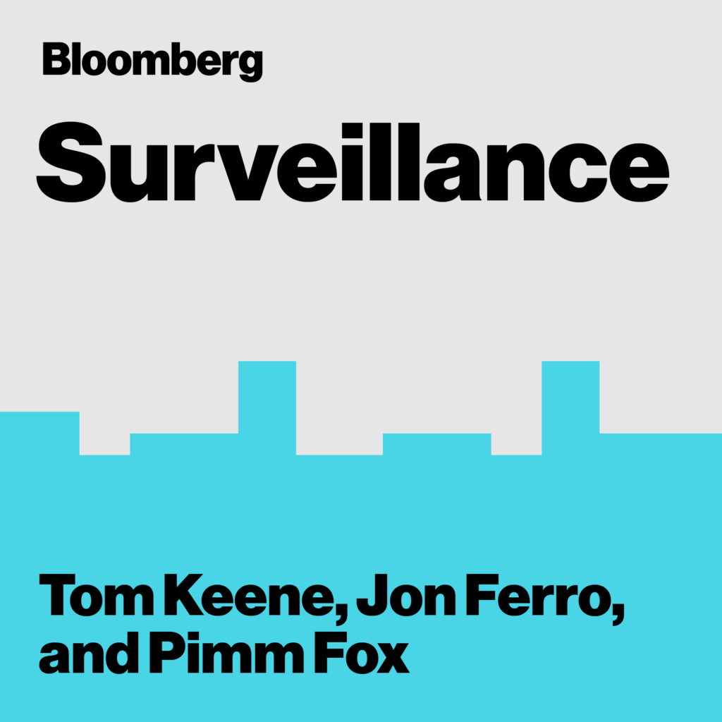 Finance Podcast - Bloomberg Podcast
