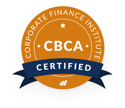 CBCA Credit Analyst Certification Badge