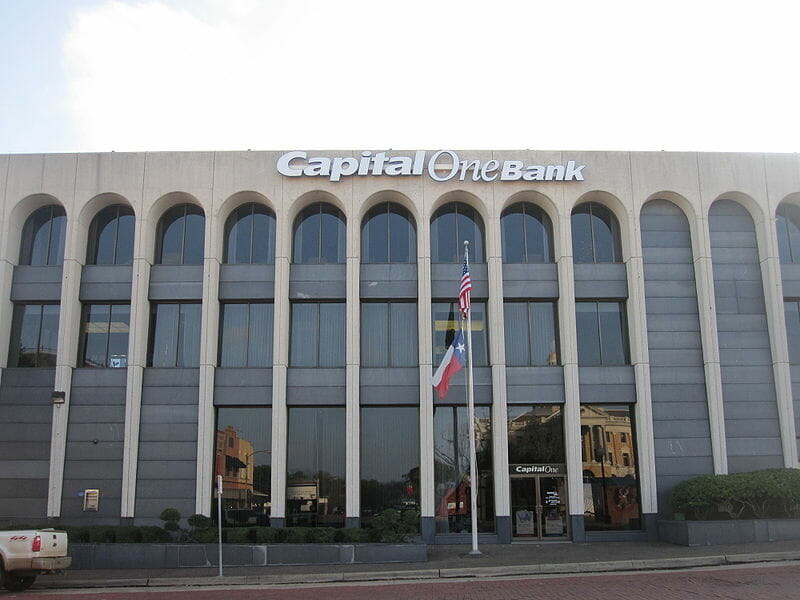 Capital One Bank, Marshall, TX