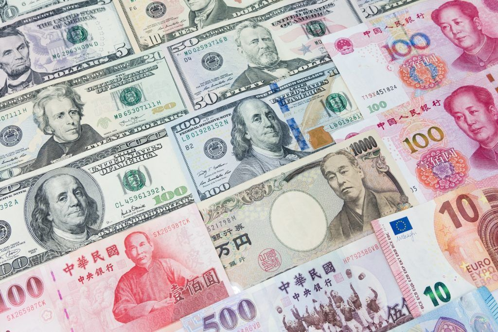 Major Currencies in SDF