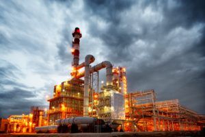 Oil & Gas Refinery Plant