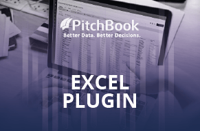 PitchBook Excel Plugin