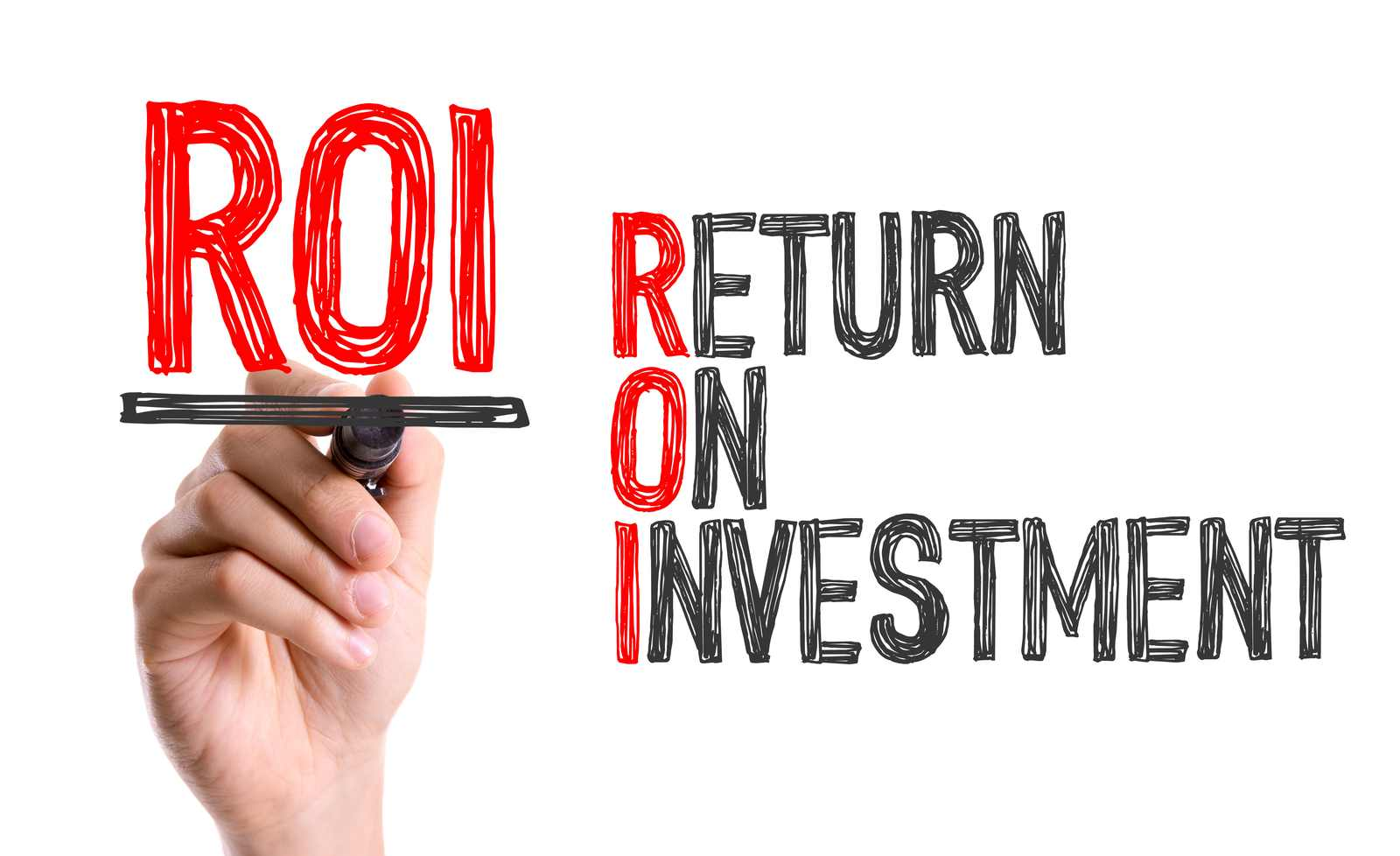 ROI (Return on Investment) theme image