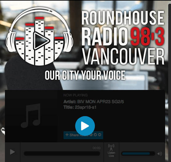 Round House Radio Tim Vipond Interview - Future of Education