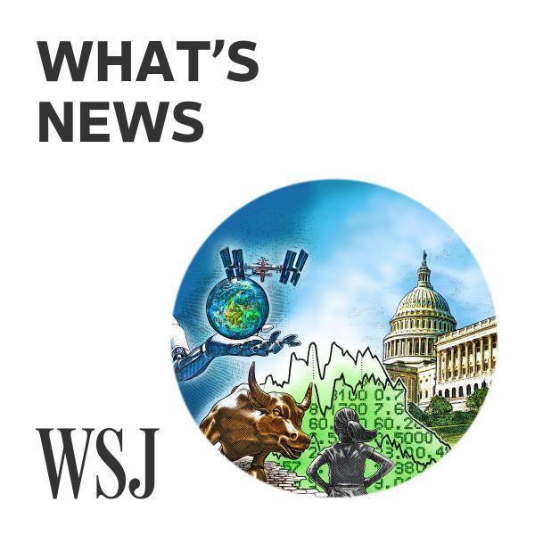 Finance Podcasts - Wall street Journal Podcast