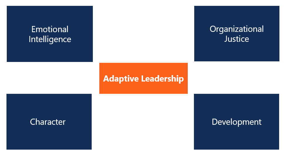 Four Main Principles of Adaptive Leadership
