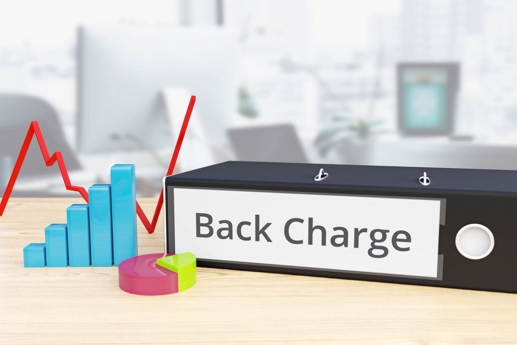 Back Charge