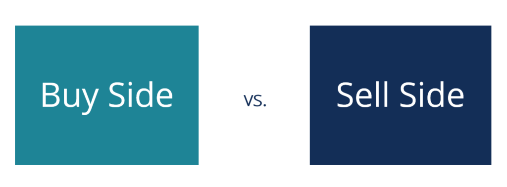 M&A Buy Side vs Sell Side M&A theme