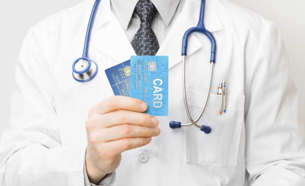 CareCredit with a doctor