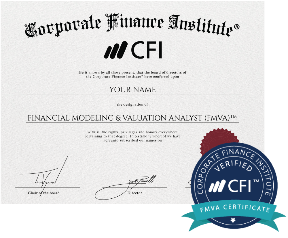 About Cfi Corporate Finance Institute Financial Analyst Training