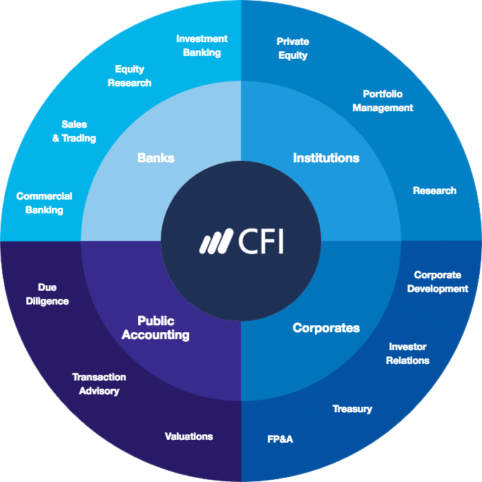 CFI Career Map