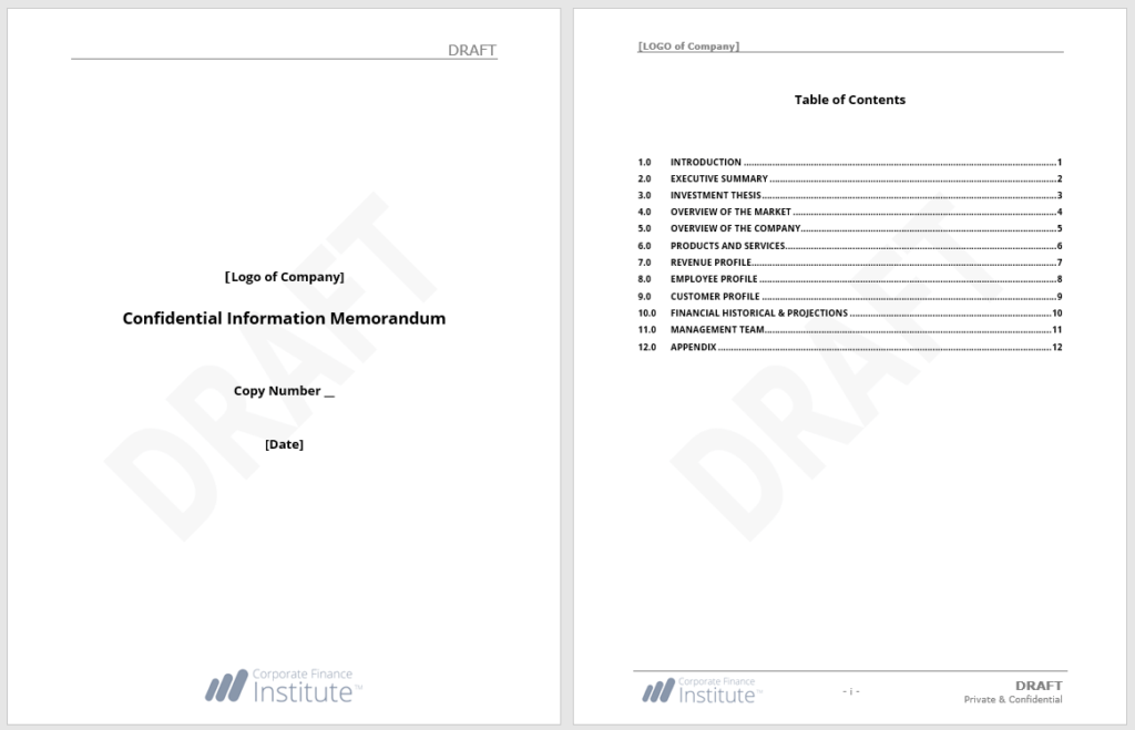 Finance Templates - Word Documents to Download Free