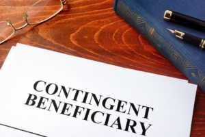 Contingent Beneficiary