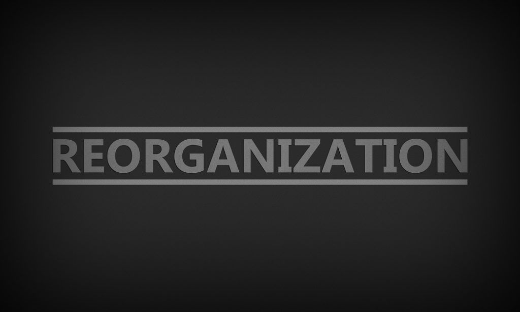 Corporate Reorganization Clause