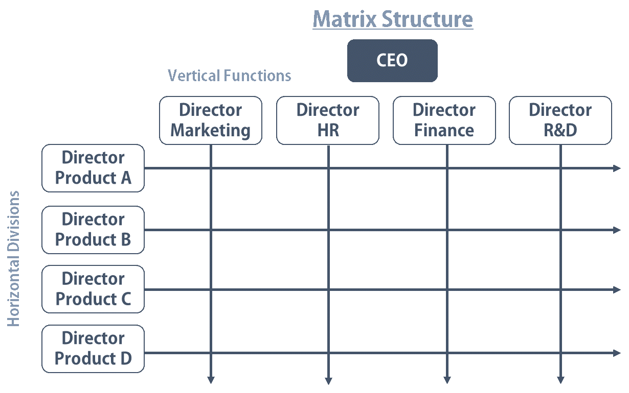 Credit Report Companies >> Corporate Structure - Different Types of Organizational Structures