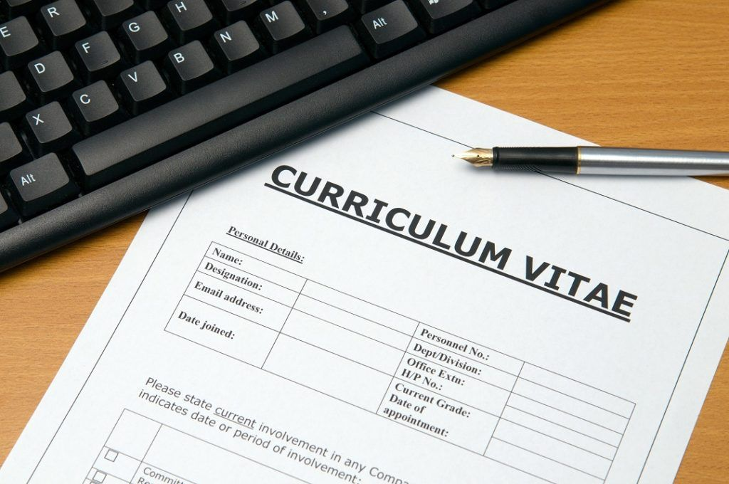 Curriculum Vitae Vs Resume Overview Types When To Use Which