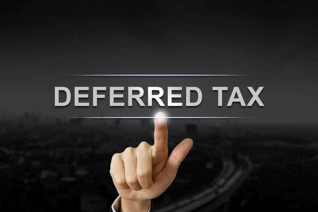 deferred tax liability