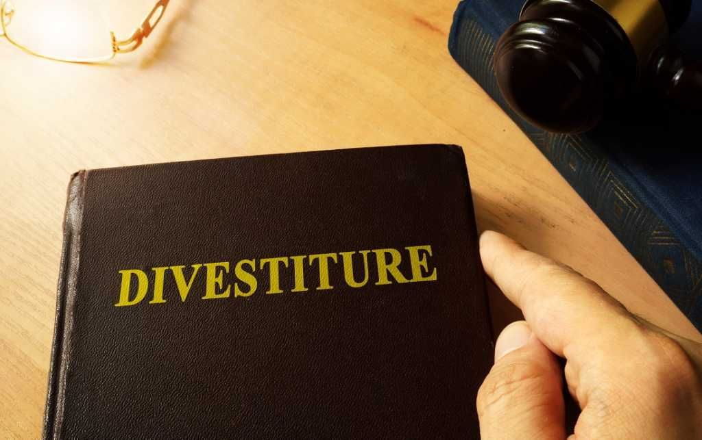 Divestiture theme