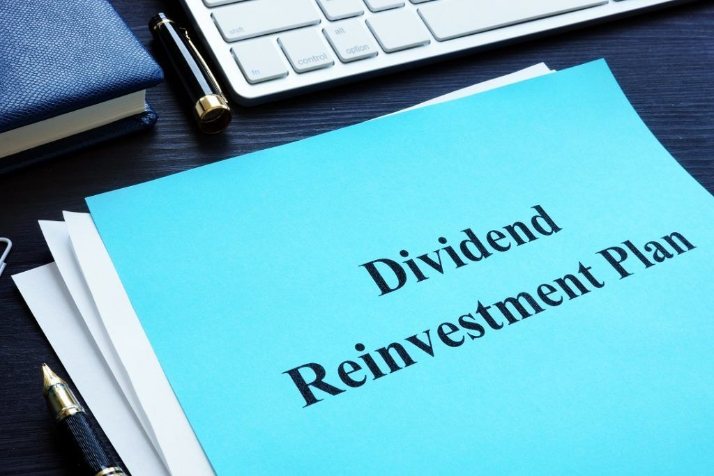 Free dividend reinvestment plans real estate investment funds uk map