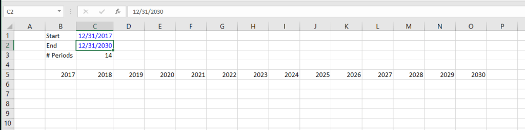 Dynamic Dates - Example 1d