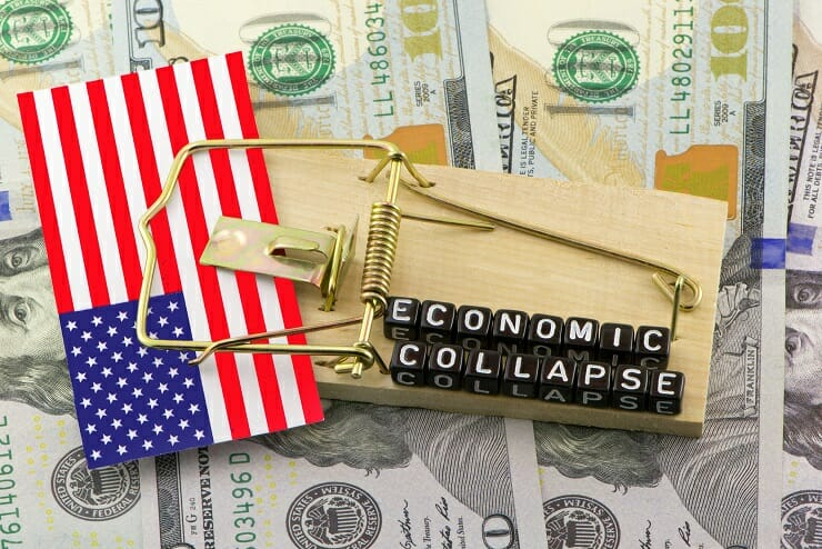 Chuck Bentley Answers: Is America Headed Towards an Economic Collapse?