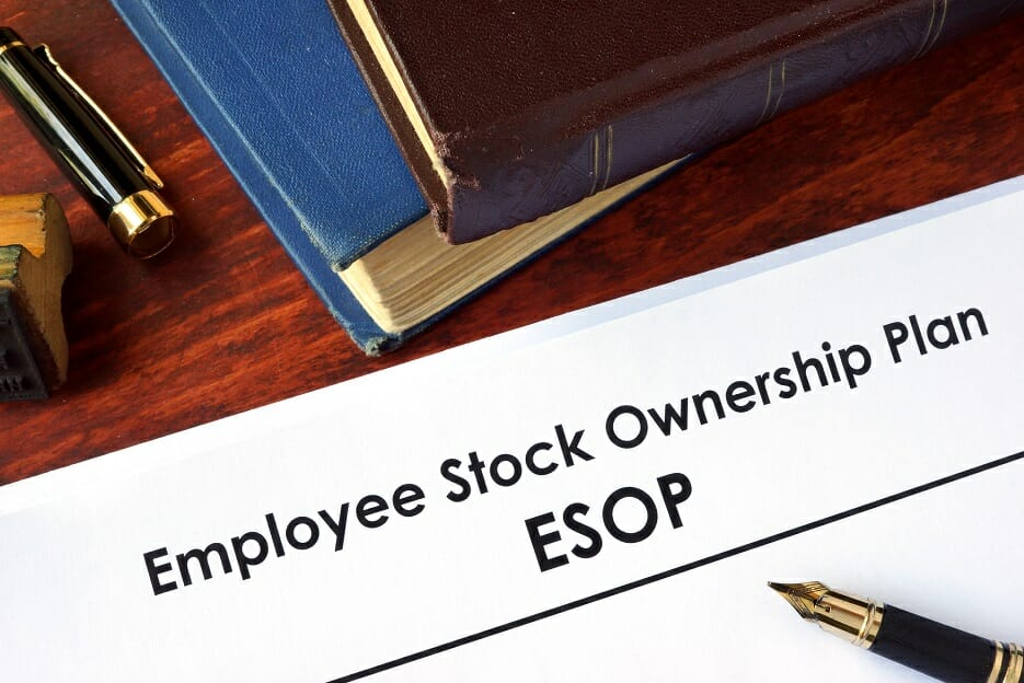 Employee Stock Ownership Plan (ESOP) Theme