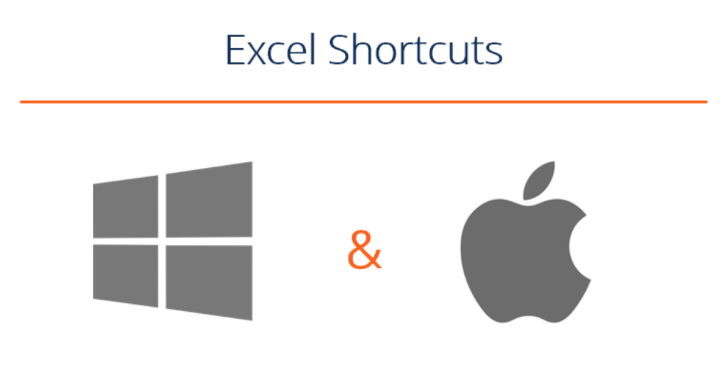Excel Shortcuts List Of Keyboard Shortcut Keys For Pc Mac