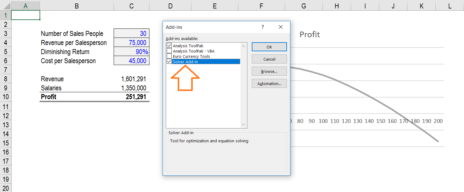 excel solver - overview, how to use, and free template