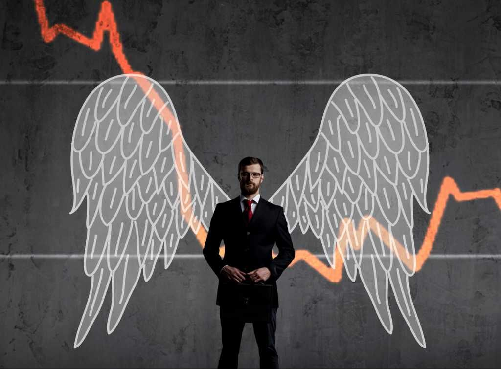 Fallen Angel in a finance context
