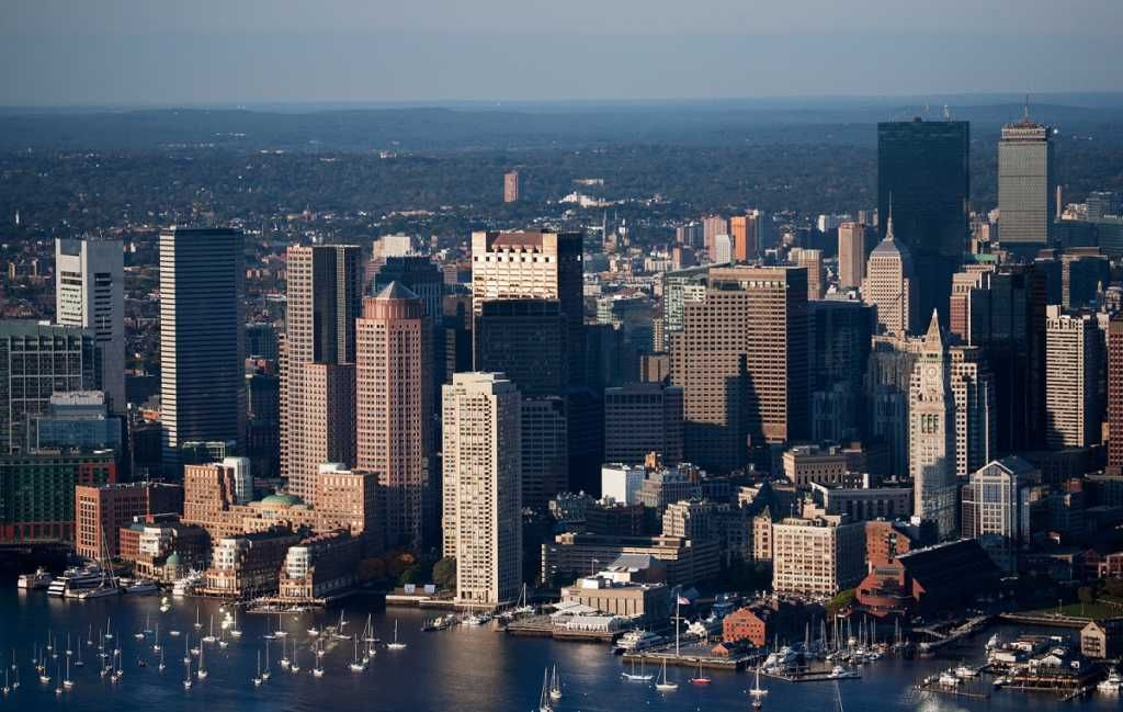 Fidelity Investments is based in Boston, MA