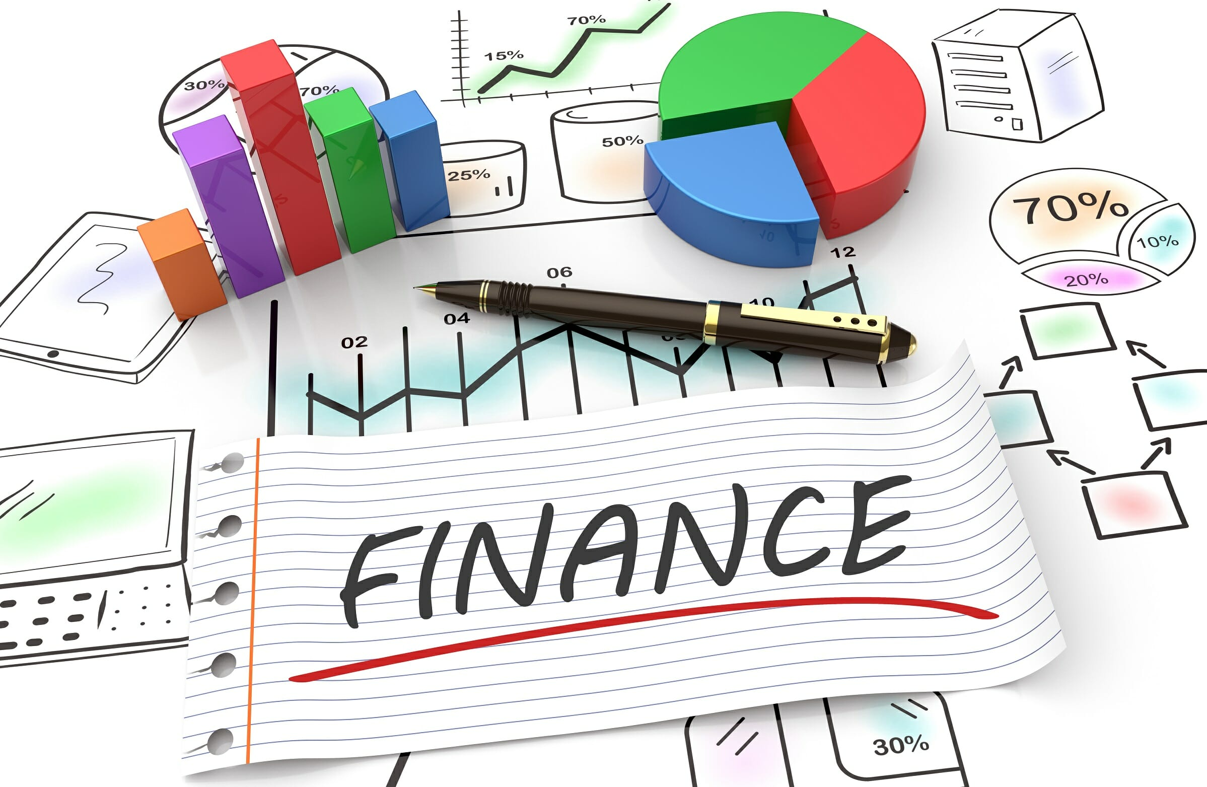 Finance definition and overview