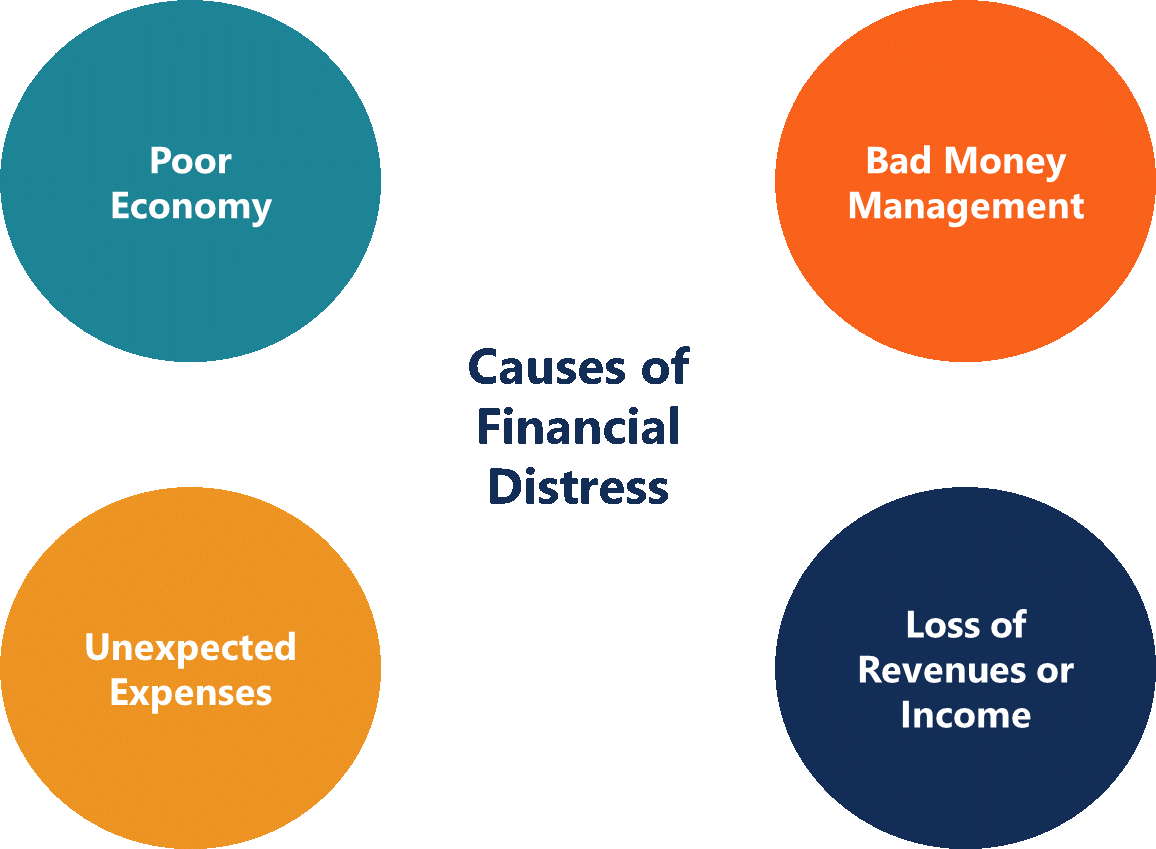 Financial Distress Overview Causes And Remedies
