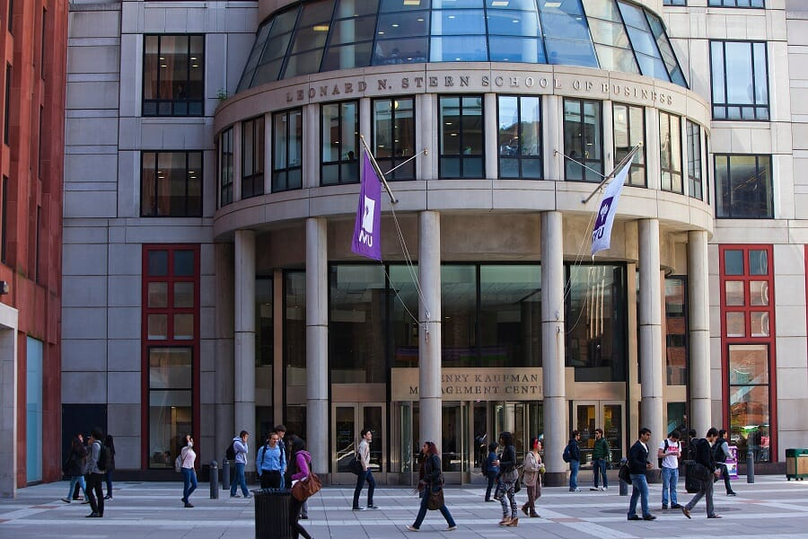 Financial Modeling at NYU Stern