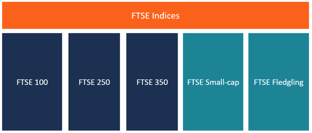 Types of FTSE Indices