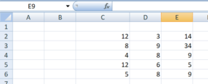 Indirect Function - Excel Users (1)