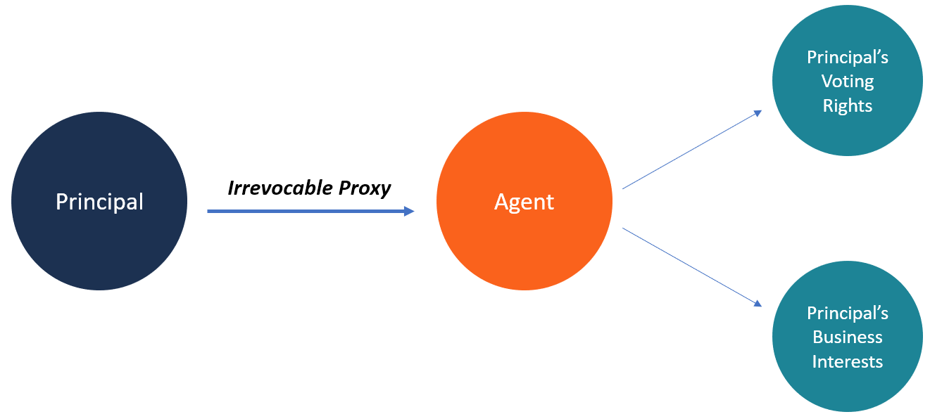 Irrevocable Proxy