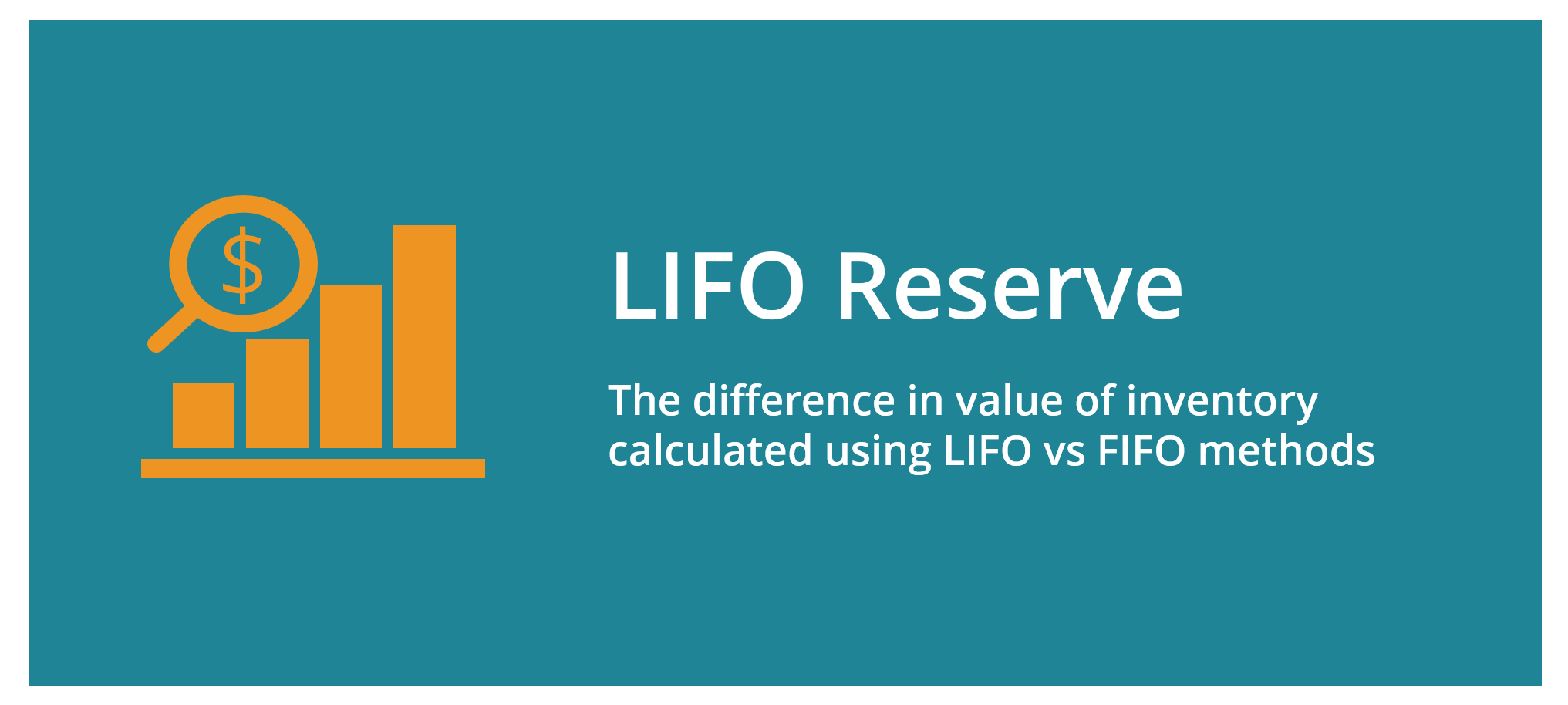 LIFO Reserve Accounting Method