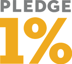 CFI 1% pledge for charity