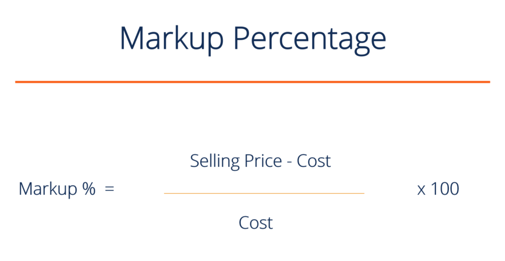 markup calculator calculate the markup formula examples