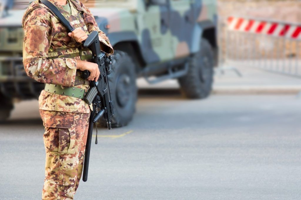 Martial Law Overview Reasons For Imposing Examples
