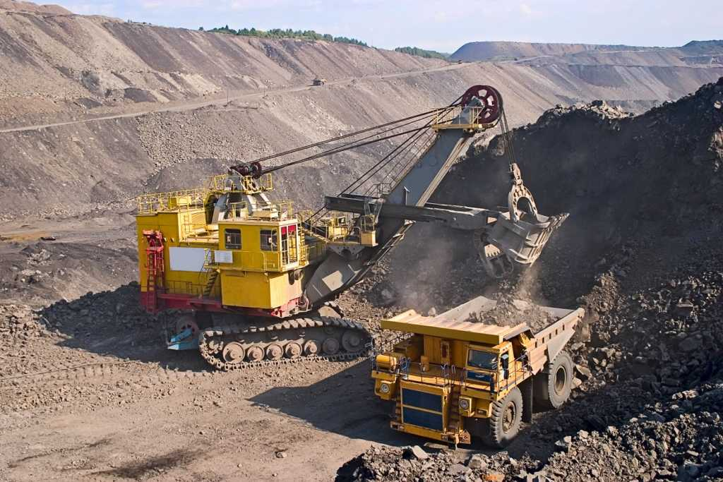 Course on Mining Industry and Finance