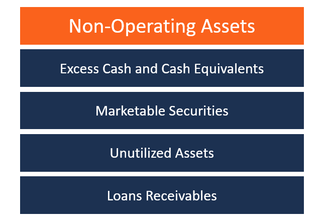Non-Operating Assets