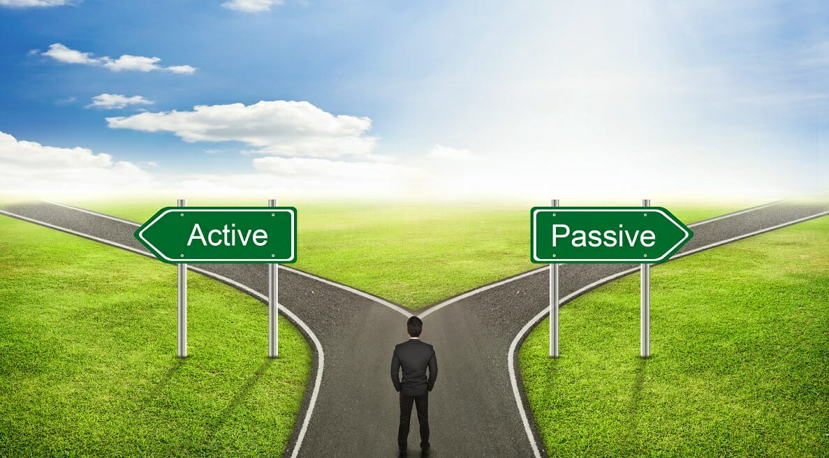 Passive Ownership in Business vs Active