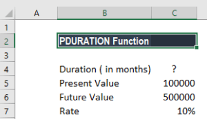 PDURATION Function - Example 2