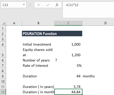 PDURATION Function - Example 3b