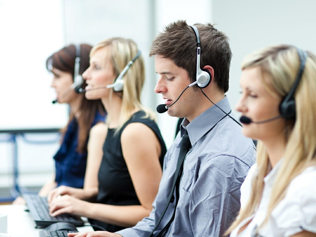 Customer Service Staffing