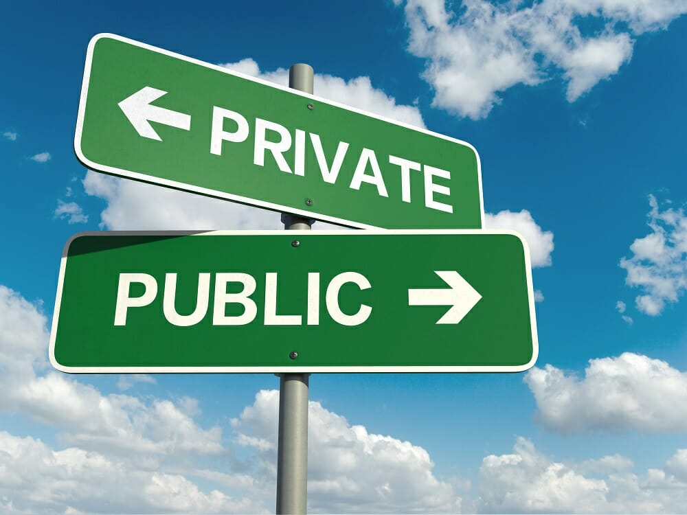 Private vs Public Company - Key Differences Between the Two
